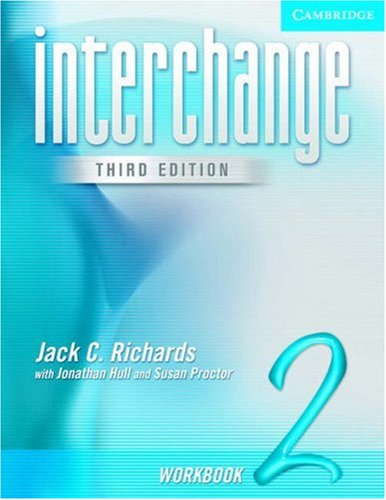 Interchange Workbook 2 9780521602006