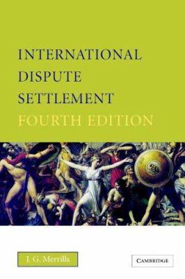 International Dispute Settlement 9780521617826