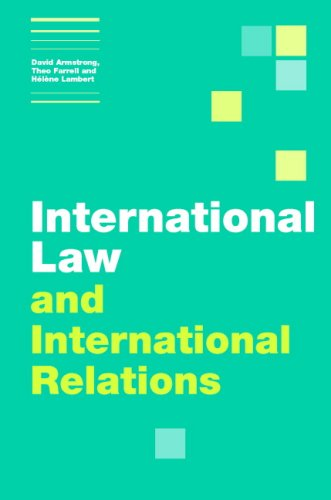 International Law and International Relations 9780521844109