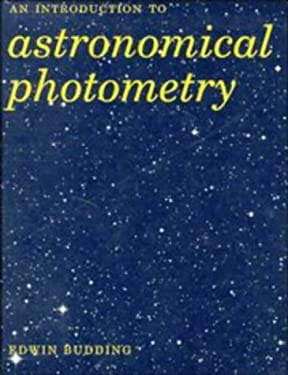Introduction to Astronomical Photometry 9780521418676