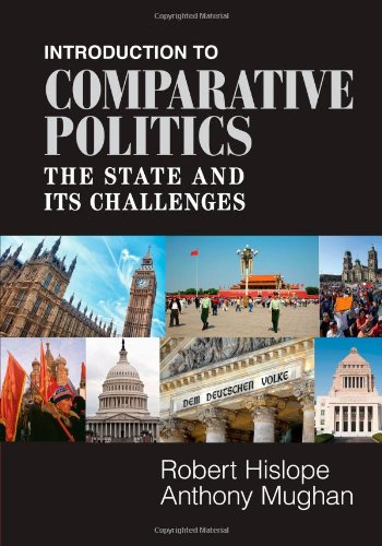 Introduction to Comparative Politics: The State and Its Challenges 9780521758383