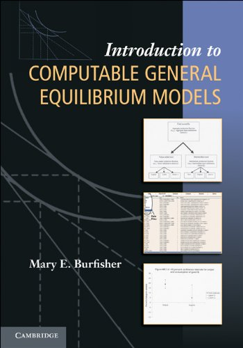 Introduction to Computable General Equilibrium Models 9780521139779