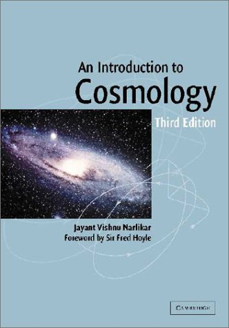 Introduction to Cosmology 9780521793766