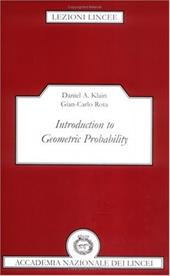Introduction to Geometric Probability 1764571