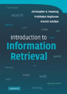 Introduction to Information Retrieval 9780521865715