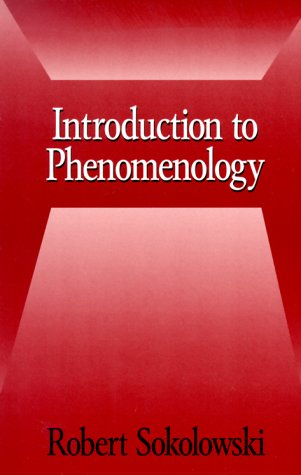 Introduction to Phenomenology 9780521667920