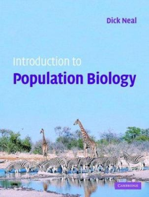 Introduction to Population Biology 9780521825375