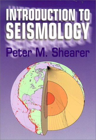 Introduction to Seismology 9780521669535