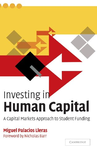 Investing in Human Capital: A Capital Markets Approach to Student Funding 9780521828406