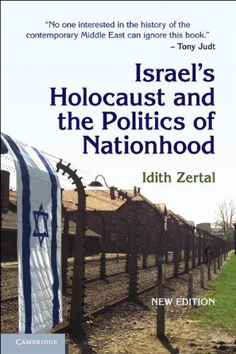 Israel's Holocaust and the Politics of Nationhood 9780521616461