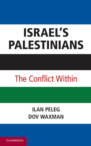 Israel's Palestinians: The Conflict Within 9780521766838