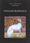 Italian Maiolica 9780521563161