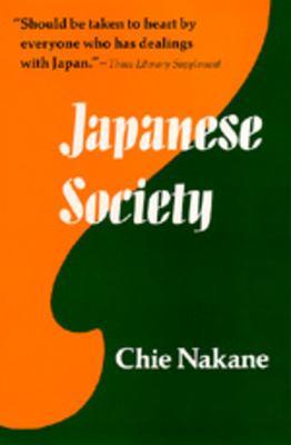 Japanese Society 9780520021549