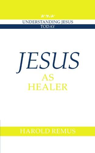 Jesus as Healer 9780521585743