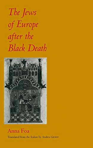 Jews of Europe After the Black Death 9780520087651
