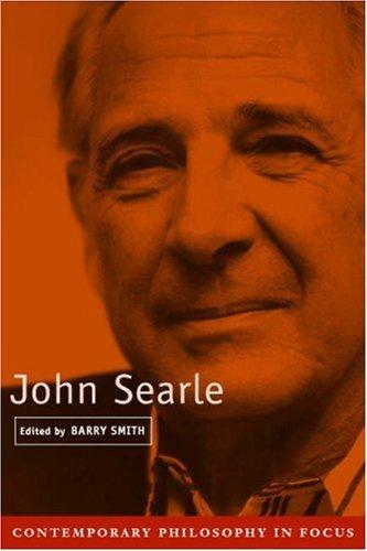 John Searle 9780521797047