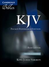 Pocket Reference Bible-KJV
