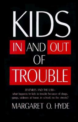 Kids in and Out of Trouble 9780525651499