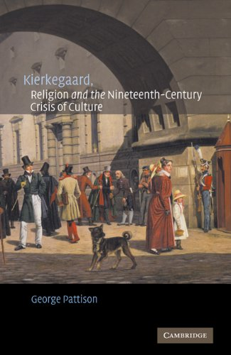 Kierkegaard, Religion and the Nineteenth-Century Crisis of Culture 9780521010429