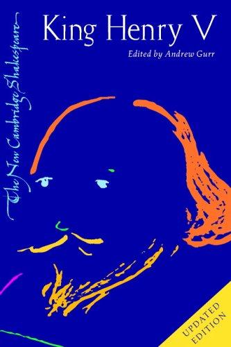 King Henry V 9780521612647