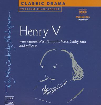 King Henry V CD Set 9780521794695