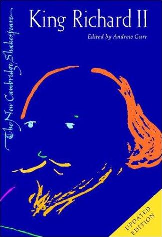 King Richard II 9780521532488