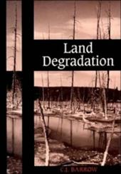 Land Degradation: Development and Breakdown of Terrestrial Environments