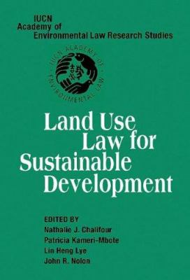 Land Use Law for Sustainable Development 9780521862165