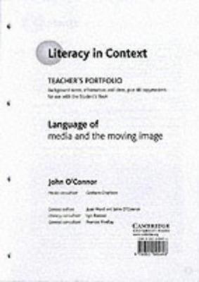 Language of Media and the Moving Image Teacher's Portfolio 9780521805698
