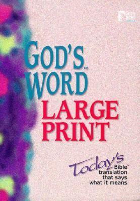 Large Print Bible-GW 9780529106780