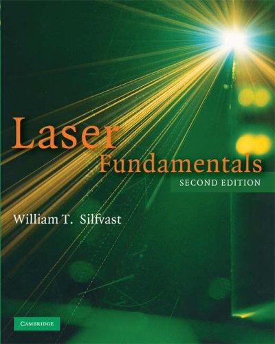 Laser Fundamentals 9780521541053