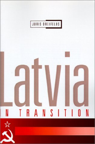 Latvia in Transition 9780521555371