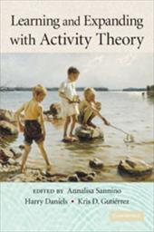 Learning and Expanding with Activity Theory 1775286