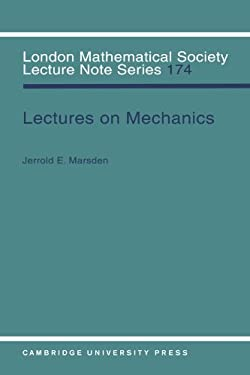 Lectures on Mechanics 9780521428446