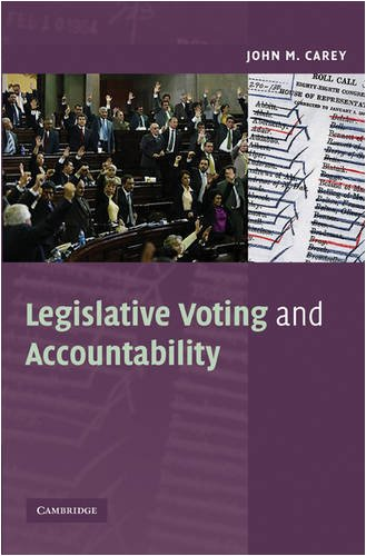 Legislative Voting and Accountability 9780521711913