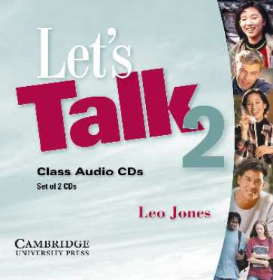 Let's Talk 2 Class Audio CDs 9780521750776