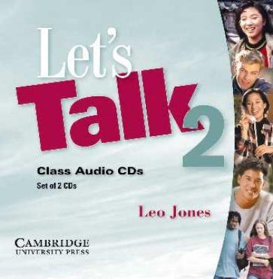 Let's Talk 2 Class Audio CDs