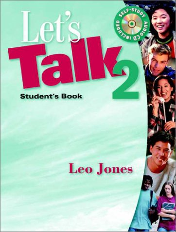 Let's Talk 2 Student's Book with Audio CD 9780521750745