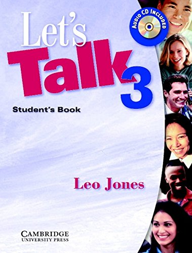 Let's Talk 3 Student's Book 9780521776929