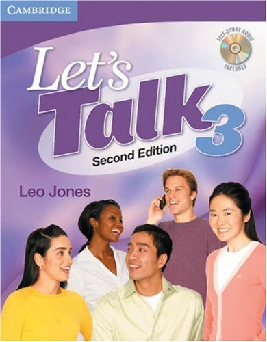 Let's Talk [With CDROM]