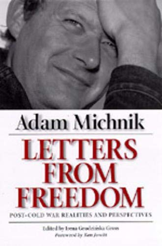 Letters from Freedom: Post-Cold War Realities and Perspectives 9780520217607