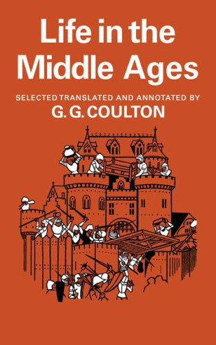 Life Middle Ages 3 and 4 9780521094009