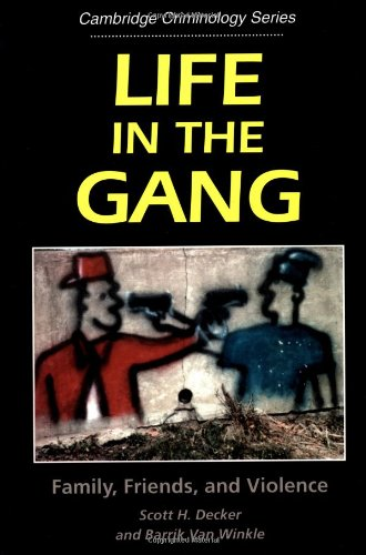 Life in the Gang: Family, Friends, and Violence 9780521565660