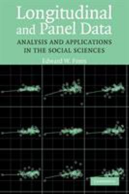 Longitudinal and Panel Data: Analysis and Applications in the Social Sciences 9780521535380