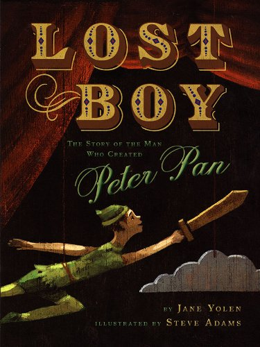 Lost Boy: The Story of the Man Who Created Peter Pan 9780525478867