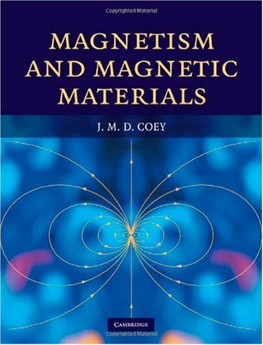 Magnetism and Magnetic Materials 9780521816144
