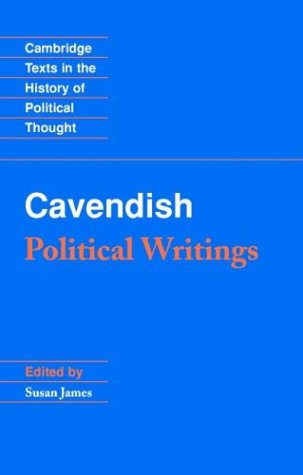 Margaret Cavendish: Political Writings 9780521633499