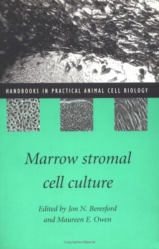 Marrow Stromal Cell Culture 9780521589789
