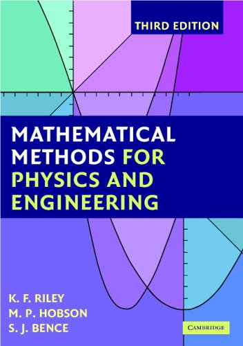 Mathematical Methods for Physics and Engineering: A Comprehensive Guide 9780521679718