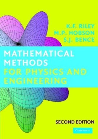 Mathematical Methods for Physics and Engineering: A Comprehensive Guide 9780521890670
